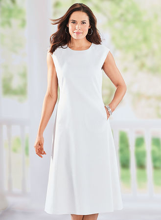 be41988ad21 Main Linen Midi Dress ...