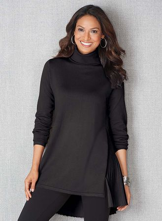 Main Swing Sweater Tunic