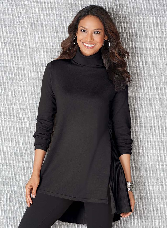Swing Sweater Tunic