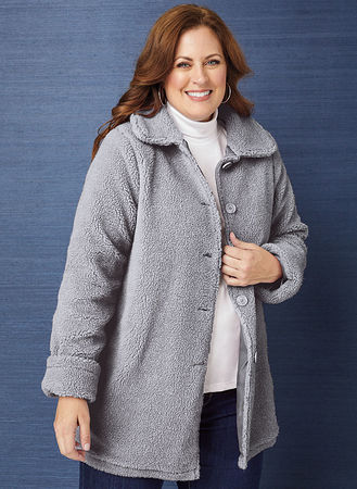 Main Berber Short Coat