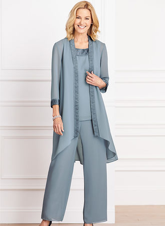 Main Le Bos 3-Piece Pant Set