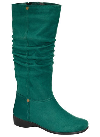 Main Adina Slouch Boot - Wide Calf