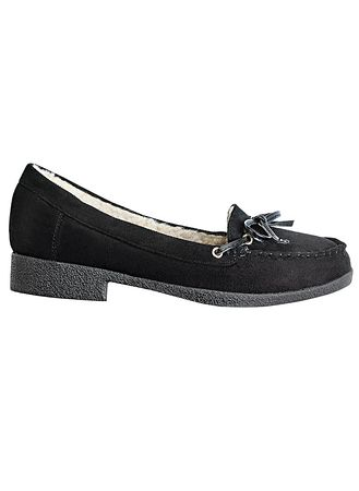 Main Fleece-Lined Moccasin