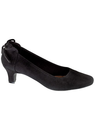 Main Mattie Microsuede Pump