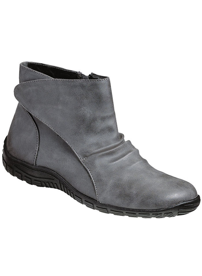 Mae Slouch Ankle Bootie