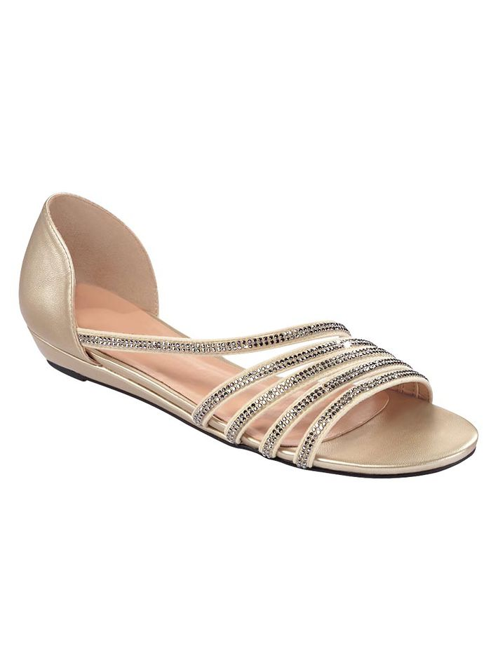 Angel Steps® Vienna Dress Flat