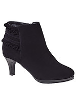 Product Review Sofwear� Jazlyn Ankle Bootie