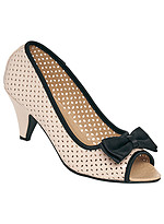 Product Review Allison Peep-Toe Pump