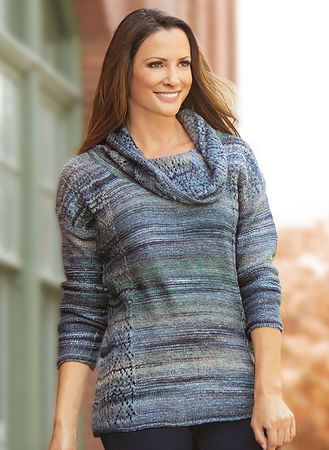 Main Sophia Cowl Neck Sweater
