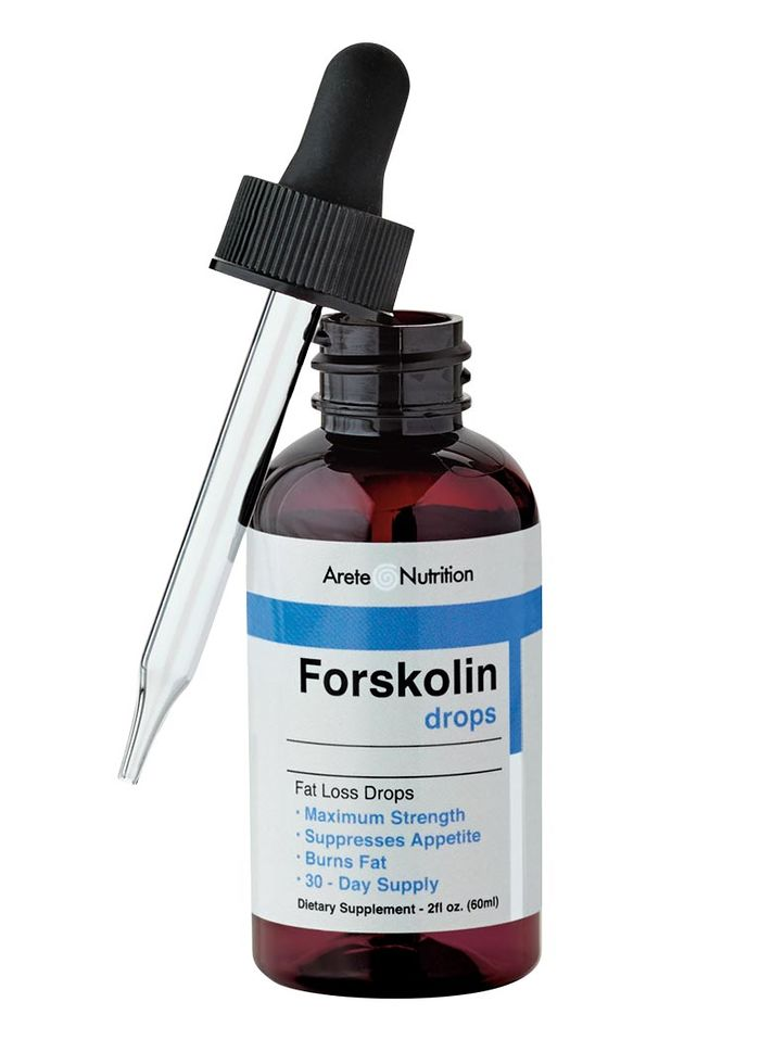 Forskolin Drops
