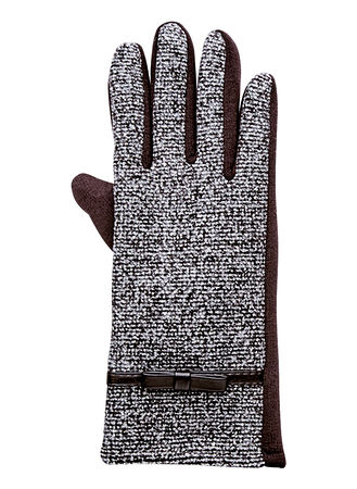Main Two-Tone Texting Gloves