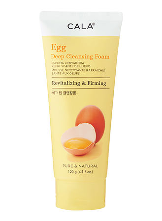 Main Deep Cleansing Egg Foam