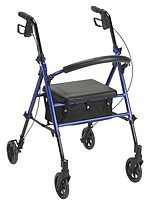 Product Review Adjustable Height Rollator