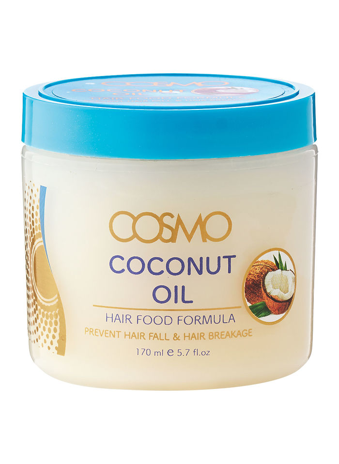 Coconut Oil Hair Food