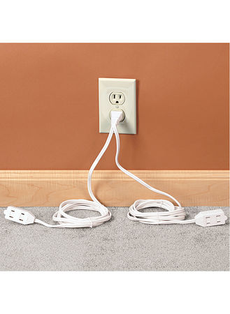 Main Double Extension Cord