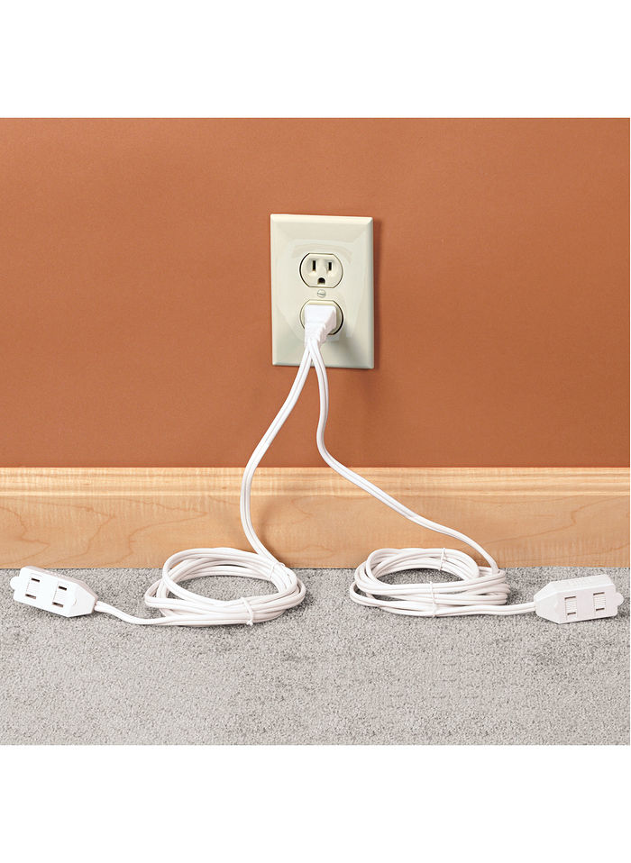 Double Extension Cord